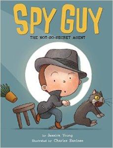 Spy Guy cover web